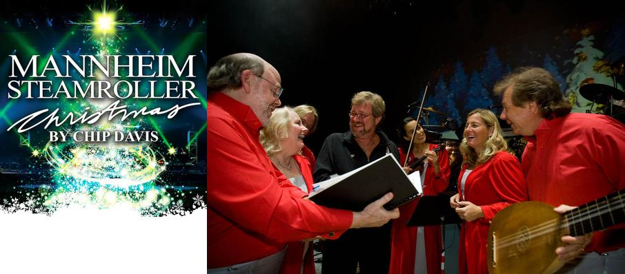 Mannheim Steamroller at Harry and Jeanette Weinberg Theatre