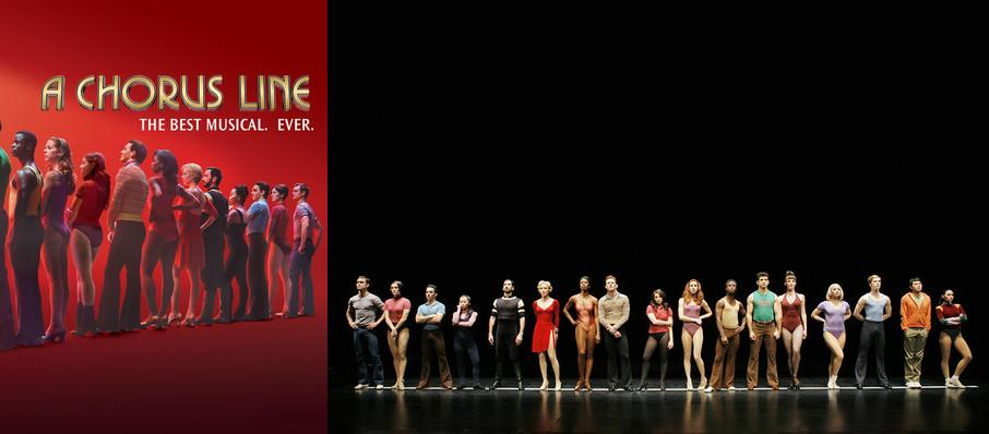 A Chorus Line at Harry and Jeanette Weinberg Theatre