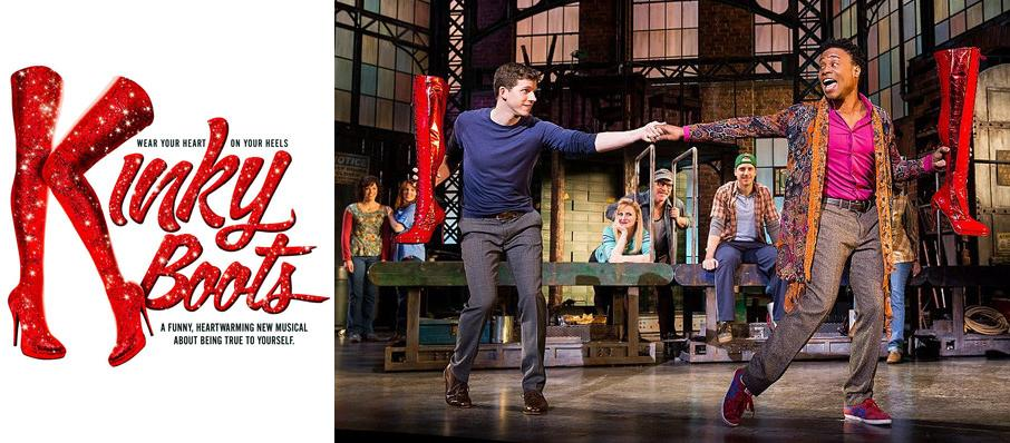 Kinky Boots at Harry and Jeanette Weinberg Theatre