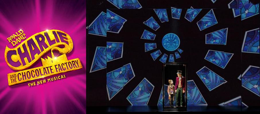 Charlie and the Chocolate Factory at Harry and Jeanette Weinberg Theatre