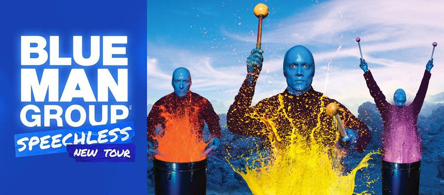 Blue Man Group at Harry and Jeanette Weinberg Theatre
