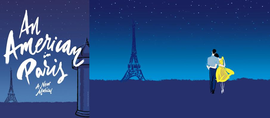 An American in Paris at Harry and Jeanette Weinberg Theatre