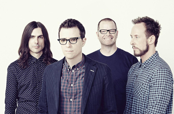 Don't miss Weezer & Panic! At The Disco, strictly limited run