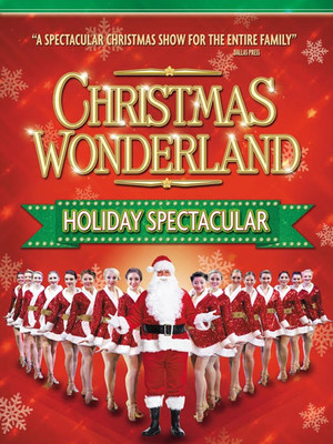 Broadway Christmas Wonderland, Harry and Jeanette Weinberg Theatre, Scranton